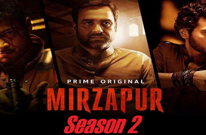 Mirzapur 2 Full Episodes Free Download In HD Leaked