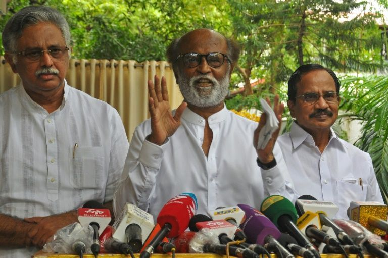 Rajinikanth On His Failure To Launch His Party Declaration, Regrets Revealed